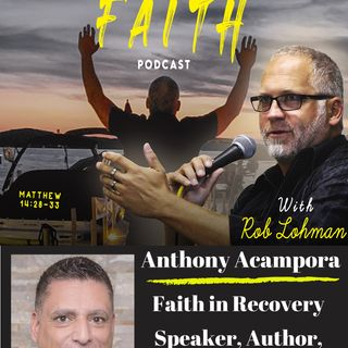 Recovery and Faith Are A Winning Combination