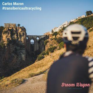 CARLOS MAZON TRANSIBERICA #TRANSIBERICAULTRACYCLING