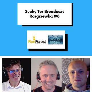 Bonecki, Marczyński, Skorykow. Rozgrzewka Podcasterów #8 Suchy Tor Broadcast
