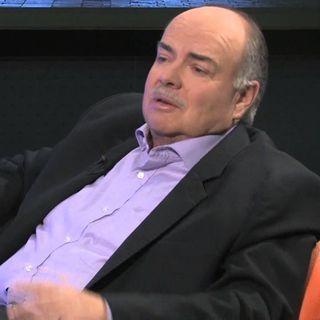 Iván Mejía hablando de una supuesta crisis económica en Santa Fe