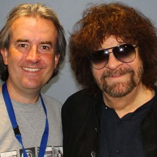 Jeff Lynne chats to Ian Danter(My Planet Rocks_25th.Oct.2015)