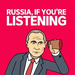 Putin vs The World. Welcome to season 3!