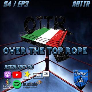 Over The Top Rope S4E3: Nino Baldan ci racconta gli albori del wrestling italiano