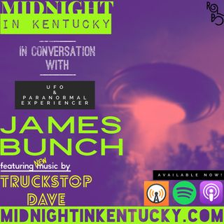 In Conversation with James Bunch