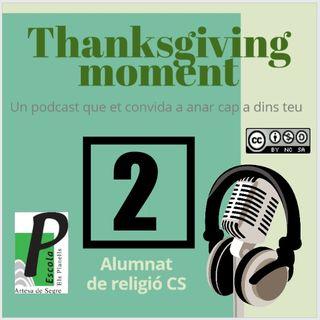 Thanksgiving Moment 2 (20210616)