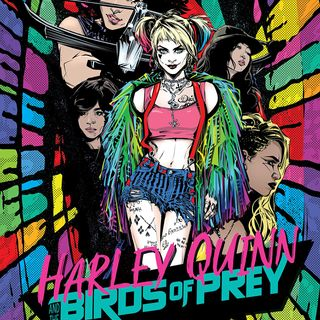 Source Material #266 - Harley Quinn and the Birds of Prey v.1 (DC, 2019)