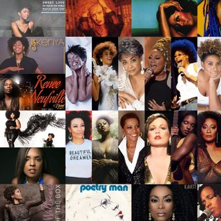 "The Smooth Jazz Zone Mix ""The Ladies Sing"" Part One"
