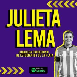 #2   REFERENTES Parte 1: Julieta Lema