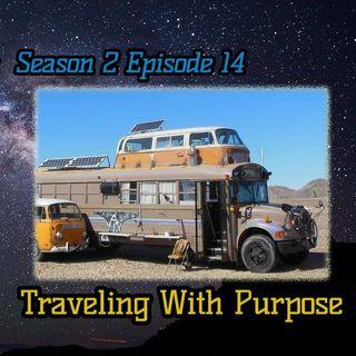 Ep. 59 Travel with Purpose - Shayna Gladstone