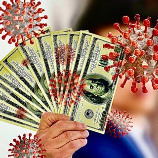 Vacunas sólo para los RICOS $$$  (Desigual reparto mundial)