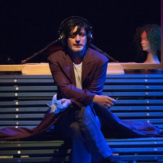 Cantico dei Cantici. Dopo lo spettacolo, le voci di Roberto Latini e del pubblico.