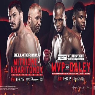 MMA Fight Picks: #Bellator215 and #Bellator216
