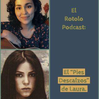 """El """"Pies Descalzos"""" de Laura"""