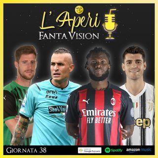 VOLATA FINALE -L'Aperi Fanta Vision giornata 38