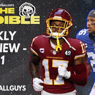 The Audible - Week 2 Preview part one - 2021 Fantasy Football
