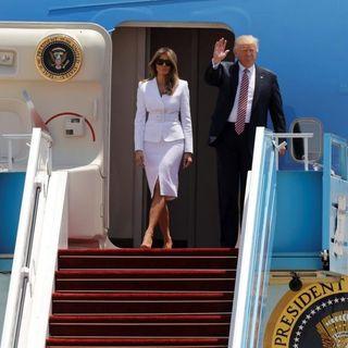 President Trump in Saudi Arabia