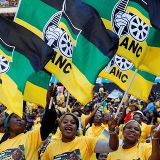 African National Congress' Moral Failure