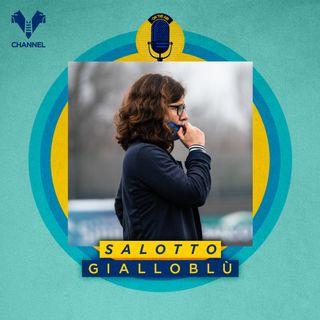 Salotto Gialloblù | Antonella Formisano | 25 marzo 2021