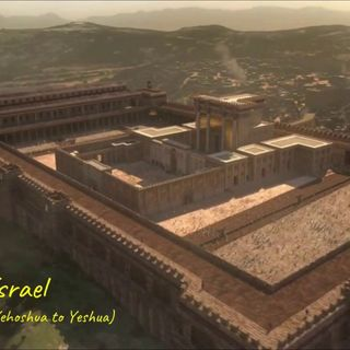 15 July 2019 (#9 Session 3) Day 4 - History of Israel (Part 3 - Israel from Yehoshua to Yeshua)