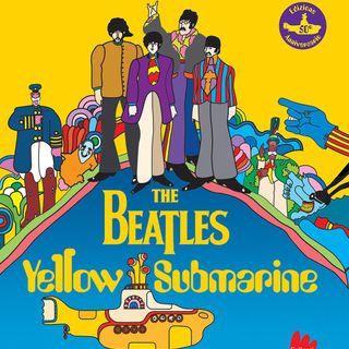 "Franco Nasi ""The Beatles Yellow Submarine"""