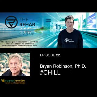 Bryan Robinson, Ph.D. #CHILL, Turn Off Your Job And Turn On Your Life