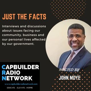 Just The Facts with John Moye