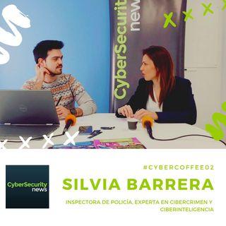 #CyberCoffee02 con Silvia Barrera