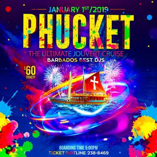 PHUCKET (January 1st, 2019) [Live Audio!!]