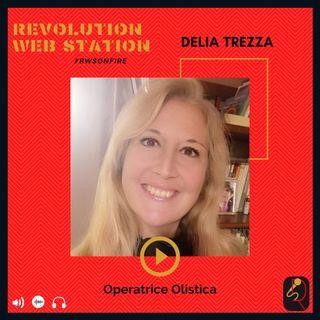 INTERVISTA DELIA TREZZA - OPERATRICE OLISTICA