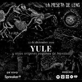 Yule y otros orígenes paganos de Navidad