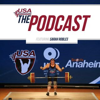 Sarah Robles - It's Good to Be the Champ
