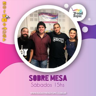 Entrevista sábado 13-04-2019 a Mosquito Sancineto