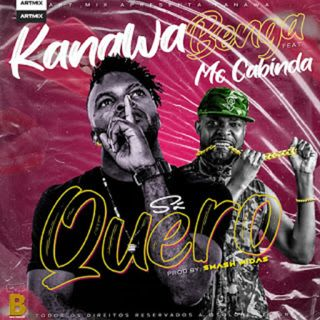 Kanawa Benga feat. Francis Mc Cabinda - Só Quero (Trap) (BAIXAR AQUI MP3)