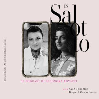 014 #insalottocon Sara Ricciardi - Designer & Creative Director