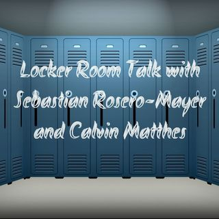 Locker Room Talk Episode 6: NFL Conference Championships and NBA Discussions with Special Guest Conor Frank!