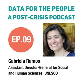 Gabriela Ramos - Assistant Director-General for Social and Human Sciences at UNESCO