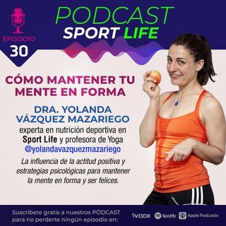 Los alimentos que protegen tu cerebro, con la Dra Yolanda Vázquez Mazariego