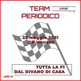 GP di Monaco 23 Maggio 2021