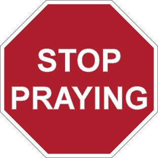 Why Did God Tell Moses To Stop Praying?
