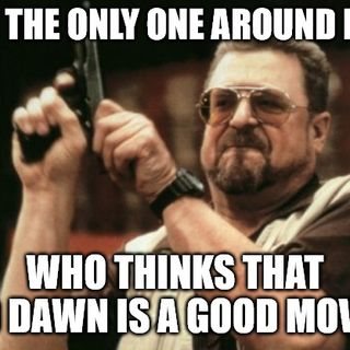428: What's Red Dawn?