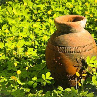 Una vasija imperfecta