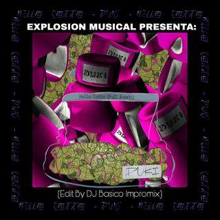 Hello Cotto (Extended Version, Full Remix) - Duki Ft. Varios Artistas (Edit By DJ Basico Impromix)