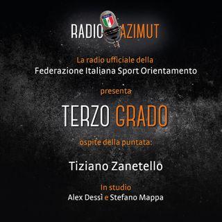 """Tiziano Zanetello a """"Terzo Grado"""" - 30^ puntata"""