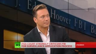 FISA Court Rebukes FBI, Truth However, FISA Court Should Not Exist