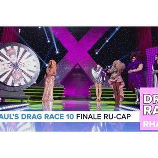 RuPaul's Drag Race Season 10 | Finale Ru-Cap
