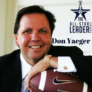 Episode 005 - New York Times Best Selling Author Don Yaeger