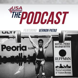 Vernon Patao - Olympian, Firefighter, and Coach