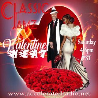 Classic Jamz *Valentine Heat* 2/13/2021