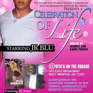 Ride&Drive Tour with JR Blu West Memphis