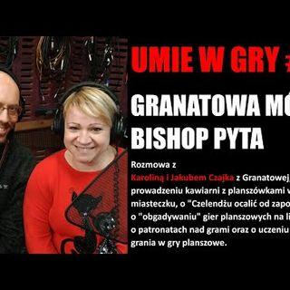 #9 UMIE W GRY GRANATOWA